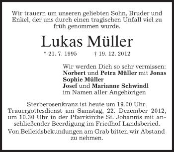 Profilbild von Lukas Müller