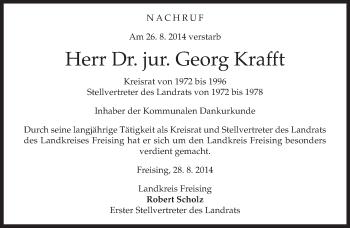 Zur Gedenkseite von Georg