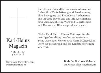 Zur Gedenkseite von Karl-Heinz