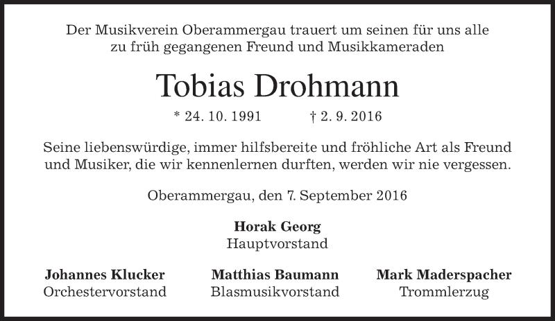 Tobias Drohmann