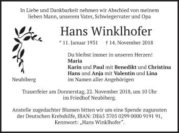 Hans Winklhofer