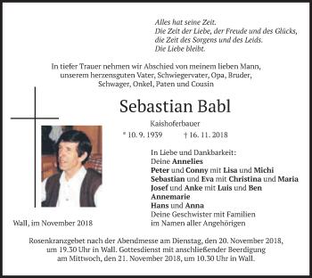 Sebastian Babl