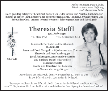 Theresia Steffl