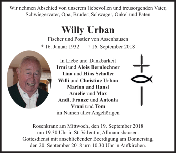 Willy Urban